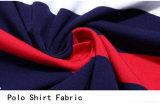 Людей сделанных рубашка пола нашивки фабрикой покрашенная хлопчатобумажной пряжей