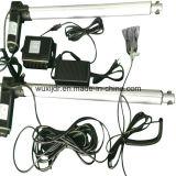 Atuador linear elétrico DC para elevação de TV 450mm Stroke 1500n