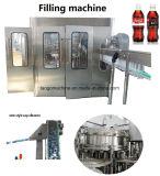 Het automatische Koude Vullende Bottelen van de Drank Makend Machines voor Sodawater