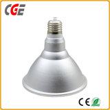 Taza LED PAR30-S 15 del reflector para la base E27/E26/B22 (PAR38-D)