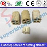 Ossido di magnesio di ceramica della cartuccia dell'elemento elettrico del riscaldatore (MGO) Rod