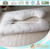 Al por mayor almohada en forma de U embarazo blanco