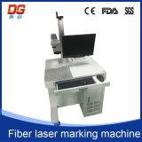 Machine de vente chaude d'inscription de laser de la fibre 20W