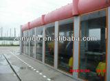 Rondelle de véhicule de tunnel de machine de lavage de voiture de tunnel