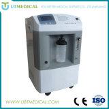 세륨 승인되는 1L 3L 5L 8L 휴대용 산소 집중 장치