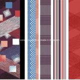 100%Polyester de Afgedrukte Stof van de Omlijsting van de kunst Pigment&Disperse voor de Reeks van het Beddegoed