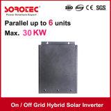 80A MPPT Soalrの料金のコントローラが付いているDC/AC格子純粋な正弦の太陽インバーター