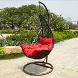 현대 옥외 호텔 가구 알루미늄 등나무 그네 의자