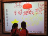 Smart Optical Interactive Whiteboard avec écran tactile