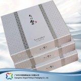 Bildschirmanzeige hölzernes/Papier-verpackengeschenk/kosmetischer Verpackungs-Kasten mit Einlage (xc-hbc-006)