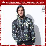Ultima stampa alla moda promozionale Hoodie di sublimazione per gli uomini (ELTHSJ-1167)