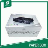 Caixa ondulada feita sob encomenda da aleta cheia com venda por atacado do punho