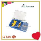 Противозачаточных пилюль отсекателя разветвителя с 2 отсеками таблетки контейнер