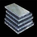Prix en aluminium de panneaux de mur de vente en gros de panneau de nid d'abeilles d'absorption saine à vendre (HR216)