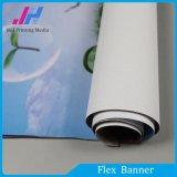 Material de impresión de PVC Rolls Frontlit Flex Banner