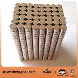 N35 de Sterke Gesinterde Magneet van NdFeB van de Cilinder