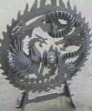 Máquinas de la fabricación para la maquinaria para corte de metales de la hoja del acero de carbón de 1-12m m 6020A
