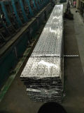 Corchete fotovoltaico que demanda Unistrut galvanizada HDG