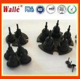 FDA van de Kleur van de Vervaardiging van China de Zwarte Delen van de Klep