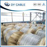 Conducteur supplémentaire du câble aérien ACSR pour la ligne de transport d'énergie