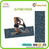 Esteras cómodas no tóxicas naturales de la yoga de Eco del caucho de la calidad profesional