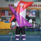 Fabrik-direkte kundenspezifische Entwurfs-aufblasbare Maskottchen-Kostüme 2017 für Verkauf