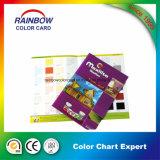 良質貴重なカラーカードのパンフレットの印刷