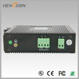 5 interruptor industrial elétrico da rede Ethernet da porta RJ45
