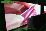 안정되어 있는 옥외 HD는 체중을 줄인다 LED 스크린 (P4.81)를