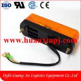 高品質のTcmのフォークリフトフォークリフト24Vのための前部回転ランプライト