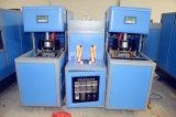 Semi automático de la botella de agua mineral 5L máquina que sopla