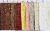 袋、靴、衣服のための流行デザインワニの穀物の総合的な革。 (HS-Y33)