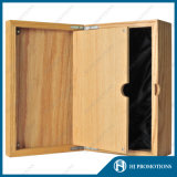 Retro-Mirar el rectángulo de madera del almacenaje de la botella del licor (HJ-PWSY01)