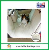 Stuoia beige imbottita impermeabile del cane del coperchio di sede dell'automobile dell'animale domestico del tessuto di Oxford