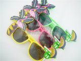 Óculos de sol do partido e da novidade do flamingo (GGM-235)