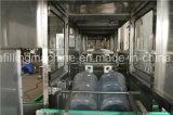 Automatische het Vullen SUS304 5gallon Machine met 2 het Vullen Hoofden