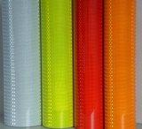 Filé réfléchissant prismatique coloré alvéolate animé coloré pour animaux de compagnie