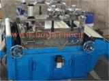 Rodillo galvanizado acero del enlace de la escala de la bandeja de cable que forma haciendo la máquina