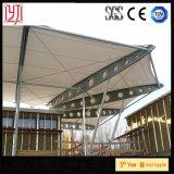 Plataforma del hotel para la cortina de los proyectos de la estructura de la membrana