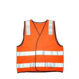 Chaleco reflexivo modificado para requisitos particulares de la seguridad en carretera