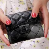 Femme Portefeuille en cuir véritable designer Fashion Lady Coin sac à main
