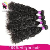 가득 차있는 표피 본래 짜임새 Virgin 브라질 머리 연장 자연적인 파