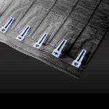 Kundenspezifische Größe gepolsterter Spalte-Luftaufblasbarer Rolls-Beutel