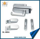 Einzelner Glastür-Aluminiumverschluß und Scharnier