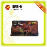 O smart card popular do PVC RFID para ISO9001 verific