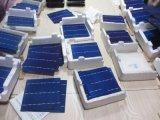 50W Poly células solares de cristal