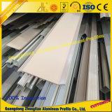 Perfil de aluminio de la protuberancia para las persianas Porfile de la ventana y de ventana de la puerta