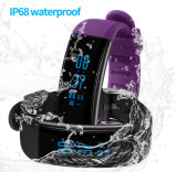 IP68 делают вахту водостотьким спорта с монитором тарифа сердца
