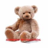 Het super Zachte Stuk speelgoed van Kinderen - de Teddybeer van de Pluche