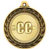 Personal Design imprimé exécutant médaille de métal
